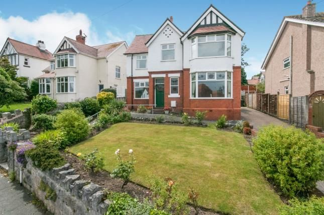 Thumbnail Detached house for sale in Holyrood Avenue, Old Colwyn, Colwyn Bay, Conwy