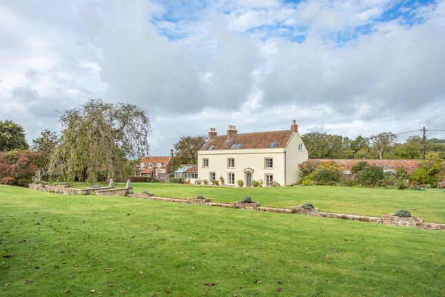 Thumbnail Detached house for sale in Upper Coxley, Wells