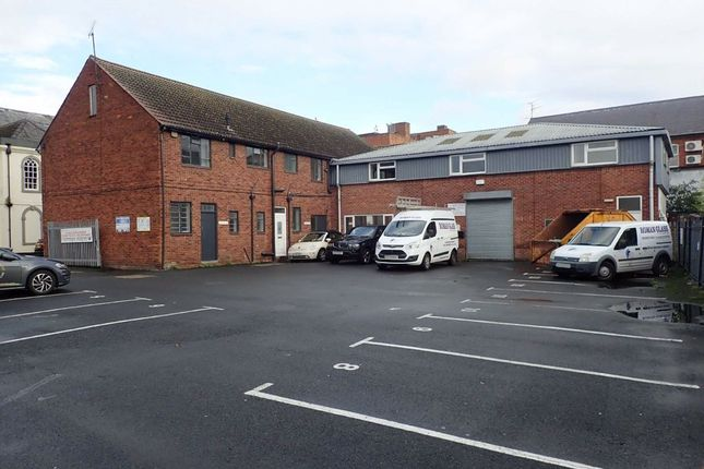Thumbnail Commercial property for sale in Berrington Street, Hereford, Herefordshire