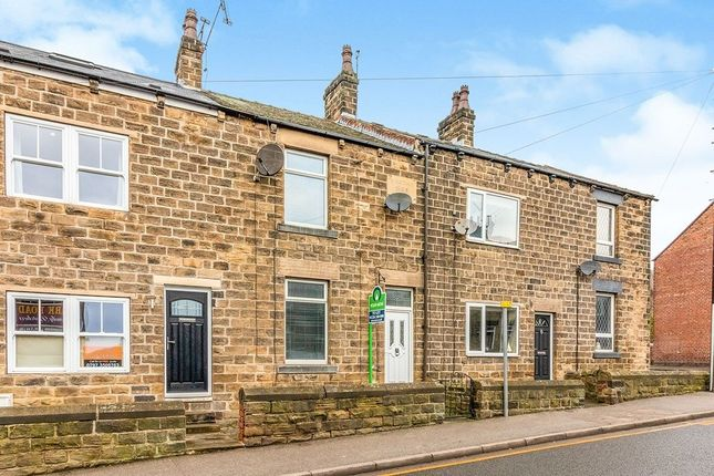 Thumbnail Terraced house to rent in Park Road, Worsbrough, Barnsley