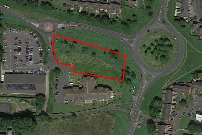 Thumbnail Land for sale in Cumbrian Road, Cramlington