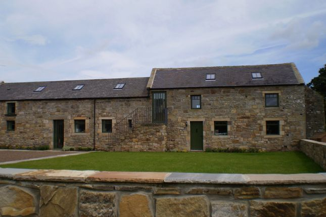 Thumbnail Barn conversion for sale in Holystone, Morpeth, Northumberland