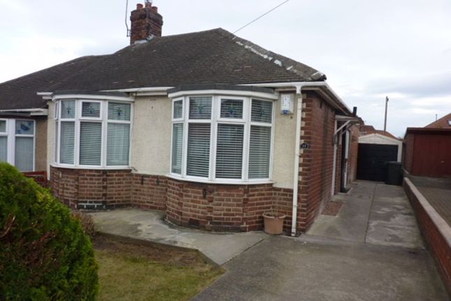 Thumbnail Detached bungalow for sale in Nafferton Place, Newcastle Upon Tyne