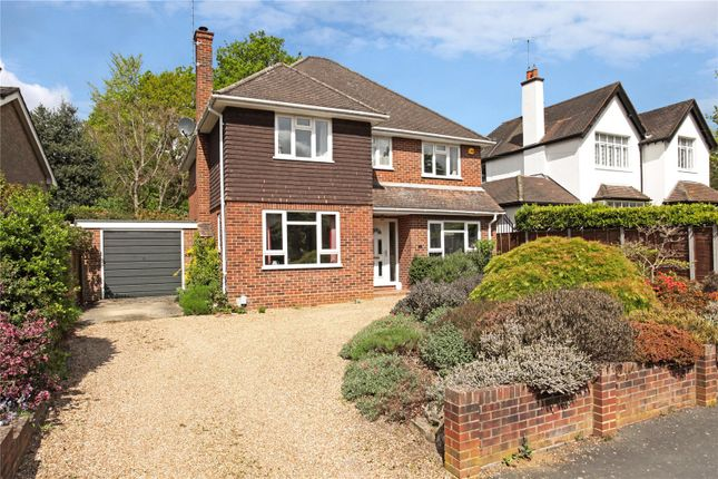 4 bed detached house for sale in Firwood Drive, Camberley, Surrey
