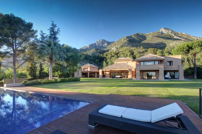 Thumbnail Property for sale in Cascades De Caamojan, Sierra Blanca, Marbella