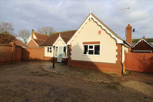 Thumbnail Bungalow for sale in Avocet Close, East Road, West Mersea, Colchester