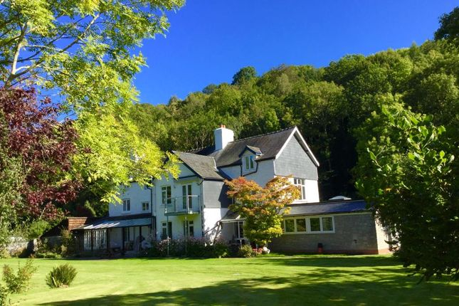 Thumbnail Detached house for sale in Wye Valley, Hay On Wye 14 Miles