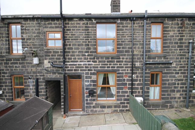 Thumbnail Terraced house to rent in Gatehouse, Blackstone Edge Old Road, Littleborough