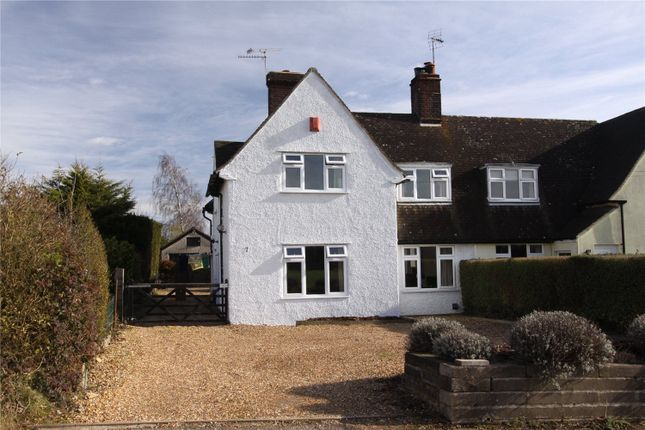 Thumbnail Semi-detached house for sale in The Green, Tea Green, Luton