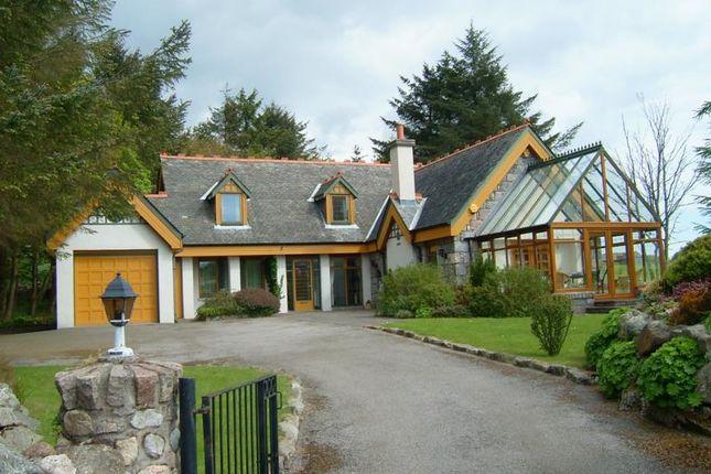 Thumbnail Detached house to rent in Furu, Banchory Devenick, Aberdeenshire