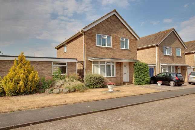 Thumbnail Detached house for sale in Ryecroft Gardens, Goring-By-Sea, Worthing, West Sussex