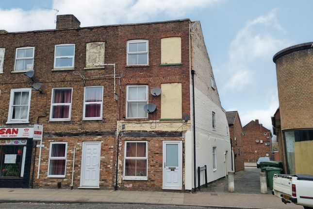 Thumbnail Town house for sale in Norwich Road, Wisbech