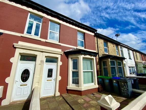 Thumbnail Flat for sale in St Heliers Road, Blackpool, Lancashire