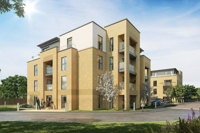 Thumbnail Flat for sale in The Loras, Sterling Square, Broad Lane, Bracknell, Berkshire