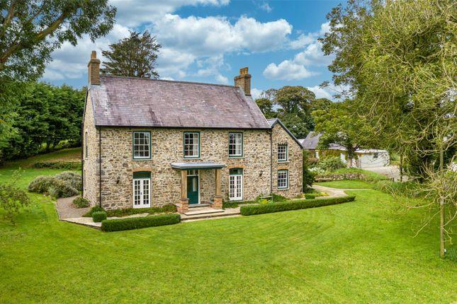 Thumbnail Detached house for sale in Pembrokeshire, Pembrokeshire