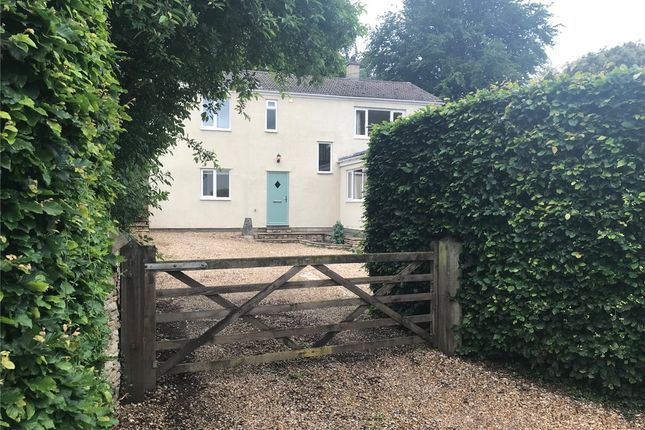 Thumbnail Detached house to rent in Mountain Bower, North Wraxall, Chippenham, Wiltshire