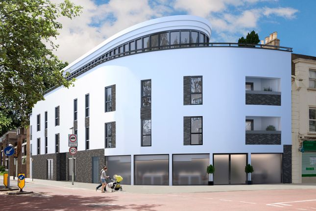 Thumbnail Flat for sale in King Charles Road, Surbiton, Surrey