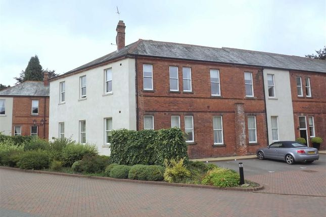 Thumbnail Flat for sale in Willow Drive, St Edwards Park, Cheddleton, Leek