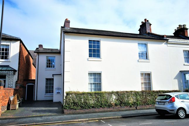 Thumbnail End terrace house to rent in Newbold Street, Leamington Spa, Warwickshire