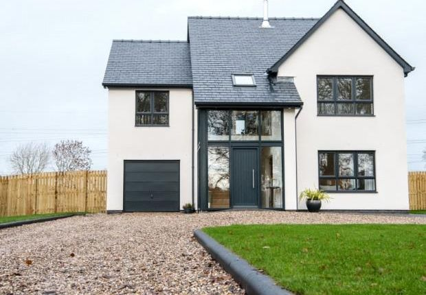 Thumbnail Detached house for sale in Plot 4 Tree Tops, Harker, Carlisle