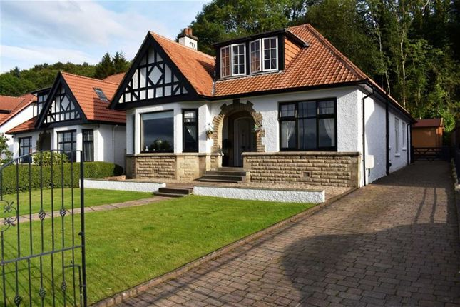Thumbnail Detached bungalow for sale in 18, Cloch Road, Gourock