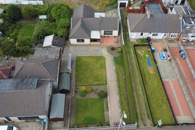 Thumbnail Detached bungalow for sale in Dryburgh Road, Wishaw
