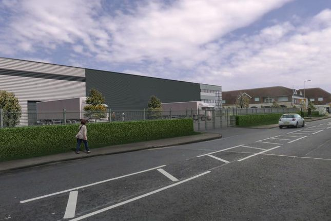 Thumbnail Industrial to let in Unit, 33, Paycocke Road, Basildon