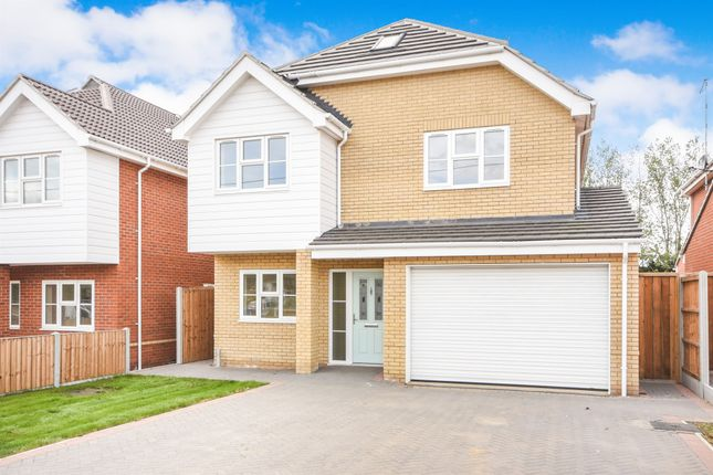 Thumbnail Detached house for sale in Sandown Nurseries, Sandown Road, Orsett, Grays