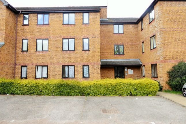 Thumbnail Flat to rent in Brindley Close, Wembley, Greater London