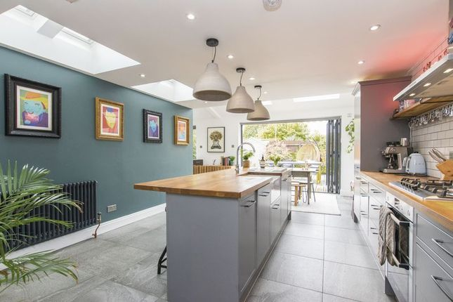 Thumbnail End terrace house to rent in Selby Road, Leytonstone