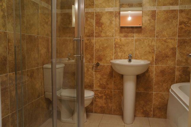Bathroom of Chapel Street, Congleton CW12