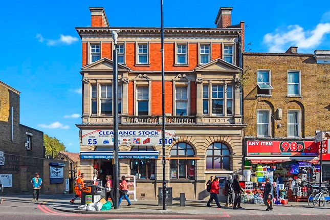 Thumbnail Restaurant/cafe to let in Kingsland High Street, Dalston