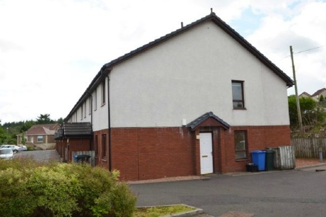 Thumbnail Flat to rent in High Station Court, Falkirk