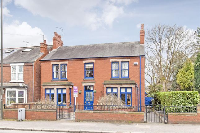 Thumbnail Detached house for sale in Chatsworth Road, Brampton, Chesterfield