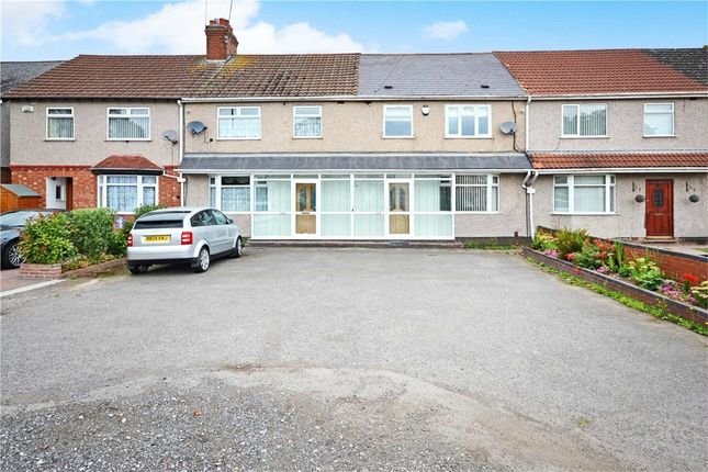 Thumbnail Terraced house for sale in Walsgrave Road, Coventry, West Midlands