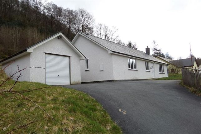 Thumbnail Bungalow to rent in Pontrhydygroes, Ystrad Meurig