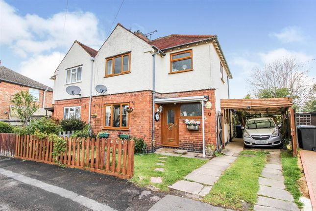 3 bed semi-detached house for sale in Lawrence Road, Rugby CV21