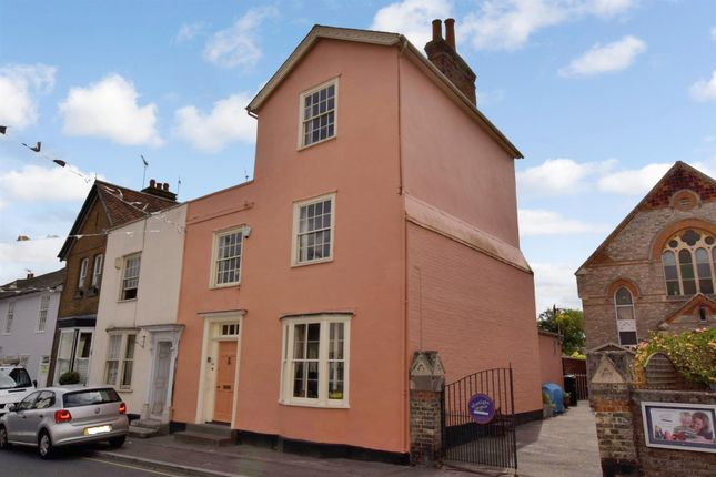 Thumbnail End terrace house for sale in Stoneham Street, Coggeshall, Colchester