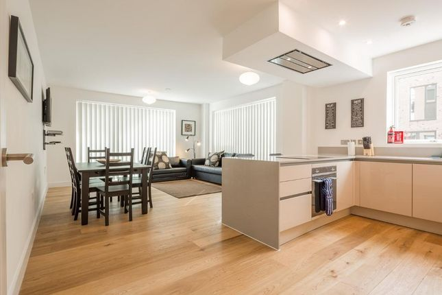 Thumbnail Flat to rent in Nine Wells Road, Trumpington, Cambridge