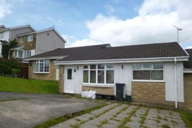 Thumbnail Bungalow to rent in Ridgewood Gardens, Cimla, Neath