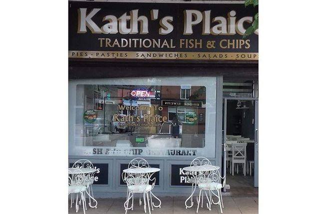 Thumbnail Restaurant/cafe for sale in Blackburn Street, Radcliffe, Manchester