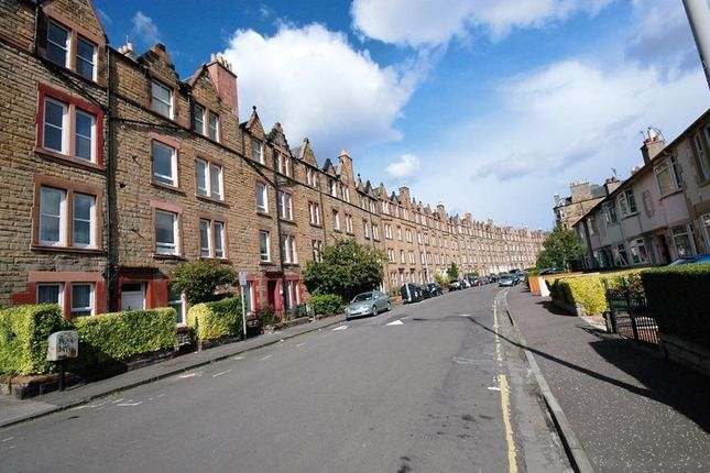 Thumbnail Flat to rent in Temple Park Crescent, Polwarth, Edinburgh