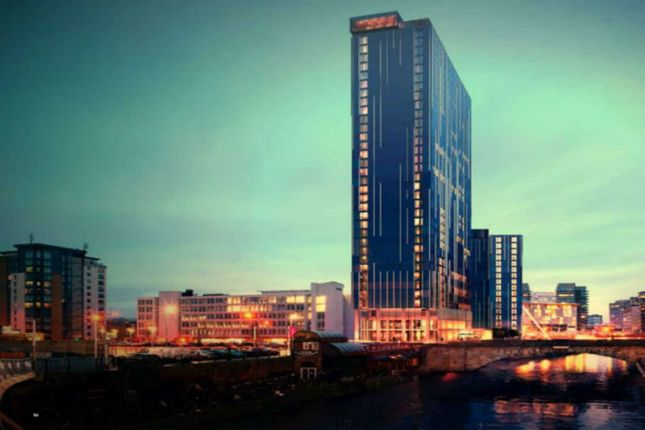 Thumbnail Flat for sale in 2A Affinity Living, Manchester