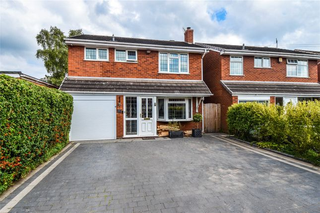 Thumbnail Detached house for sale in Broad Street, Bromsgrove, Worcestershire