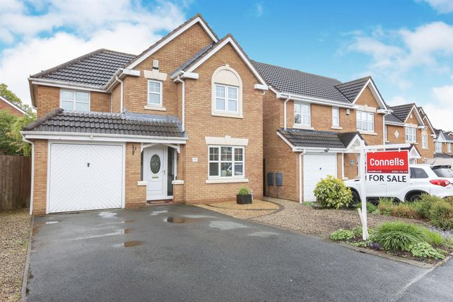Thumbnail Detached house for sale in Birchcroft, Off Brewood Road, Coven, Wolverhampton