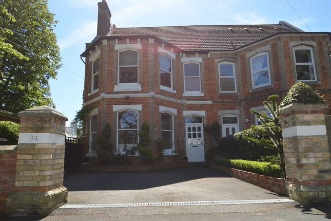 Thumbnail Semi-detached house for sale in Alexandra Road, Weymouth