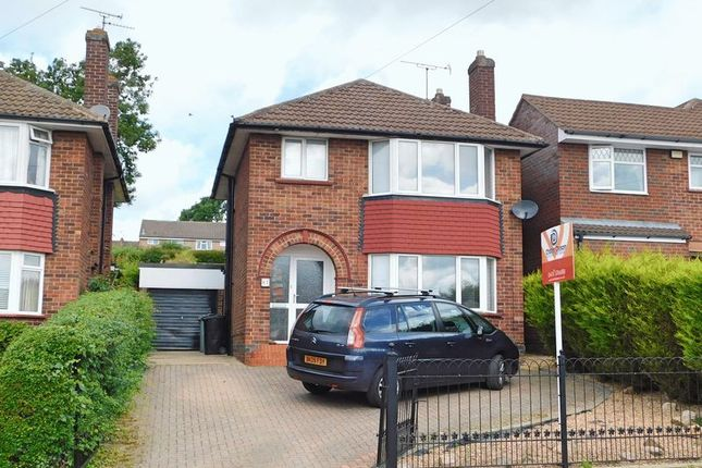 Thumbnail Detached house to rent in Cliffe Road, Gonerby Hill Foot, Grantham