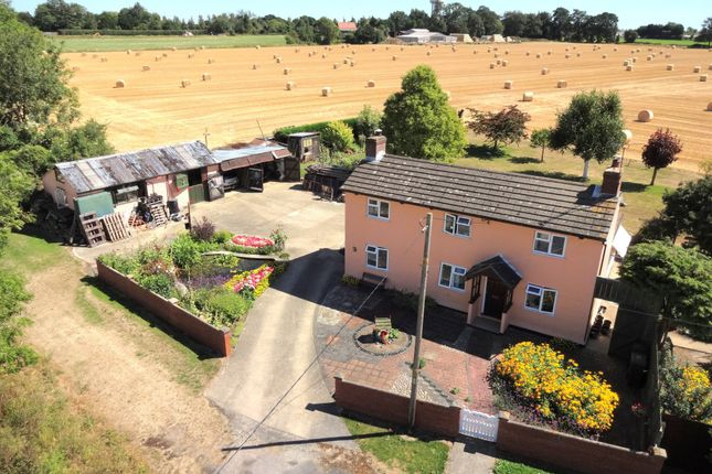 Thumbnail Detached house for sale in Westhorpe, Stowmarket