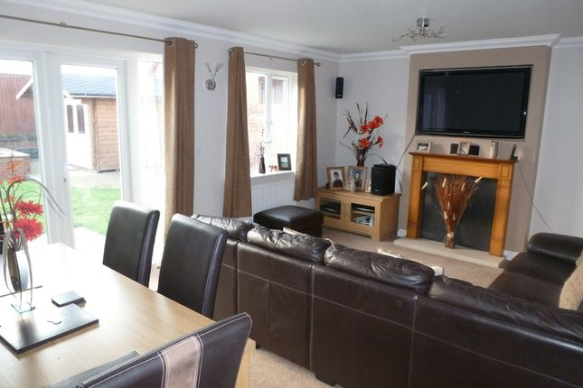 Thumbnail Semi-detached house for sale in Virginia Close, Verwood