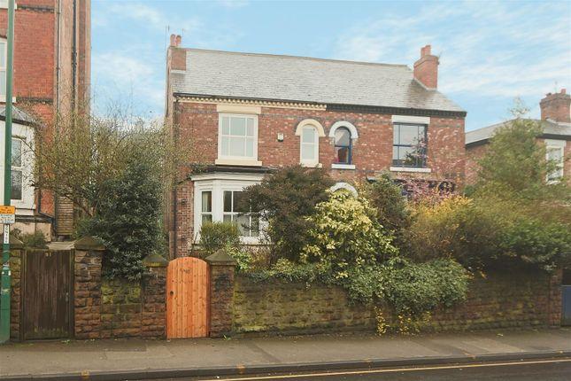 Thumbnail Semi-detached house for sale in Nottingham Road, New Basford, Nottingham